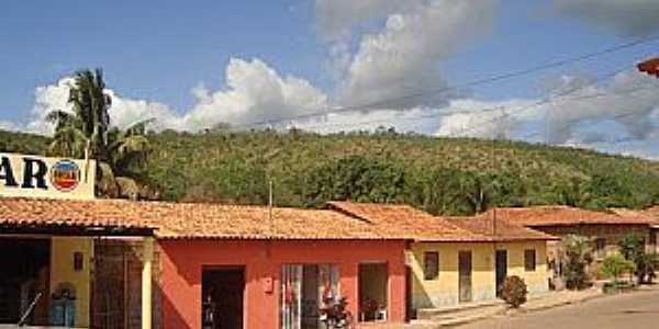 São Raimundo do Doca Bezerra-MA-Casario do Povoado-Foto:Carlinhos