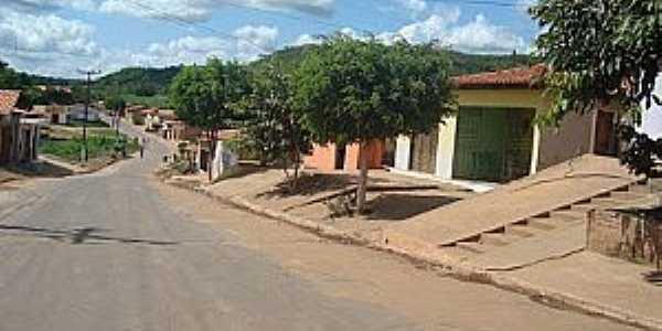 São Raimundo do Doca Bezerra-MA-Rua do Povoado-Foto:Carlinhos