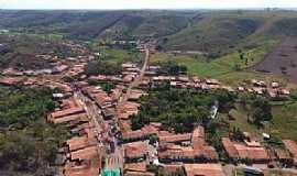 São Roberto -  São Roberto-MA-Vista aérea-Foto:PMSR