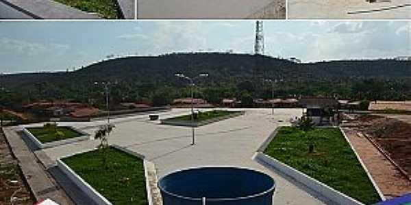 Imagens da cidade de São Roberto - MA