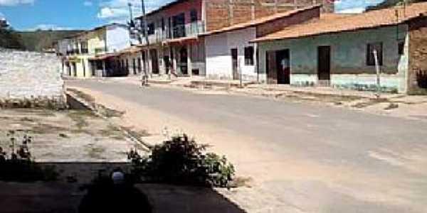 São Roberto-MA-Avenida central-Foto: Rogevan Araujo