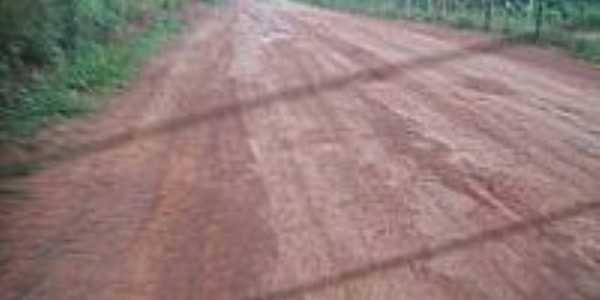 Estrada em Satubinha-Foto:noticiapresiddentemedici