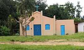 Senador La Roque - Igreja Católica Alto da Pipira, por Darlene e Marinho.