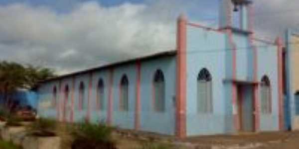 igreja católica de Senador La Rocque, Por Genilton Dioniz