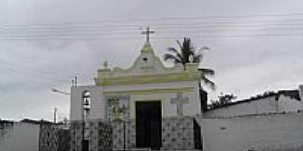 Capela de São Sebastião em Anádia-AL-Foto:Sergio Falcetti