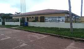 Repartimento - Repartimento-AM-Escola Estadual Gilberto Mestrinho-Foto:Wanderley Barroso