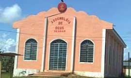 Repartimento - Repartimento-AM-Igreja Assembléia de Deus-Foto:Wanderley Barroso