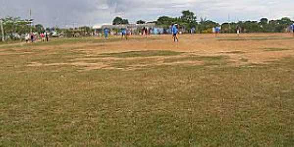 Repartimento-AM-Campo do Castanheirão-Foto:Wanderley Barroso