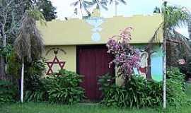 Serrano do Maranhão - Serrano do Maranhão-MA-Igreja de São Sebastião-Foto:Amanda Mello