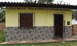 Serrano do Maranhão - Serrano do Maranhão-MA-Colônia de Pescadores-Foto:Jonhson Meiro Rodrigue