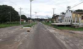 Serrano do Maranhão - Serrano do Maranhão-MA-Rua central-Foto:Jonhson Meiro Rodrigues