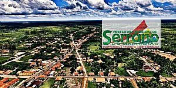 Imagens da cidade de Serrano do Maranhão - MA