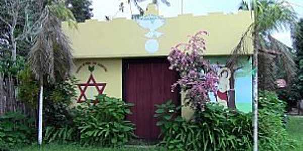 Serrano do Maranhão-MA-Igreja de São Sebastião-Foto:Amanda Mello