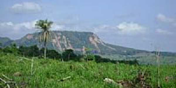 Serra da Mangaba-Foto:Hiel Mota
