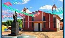 Sucupira do Riachão - Igreja de São Benedito-Foto:Agamenon Pedrosa