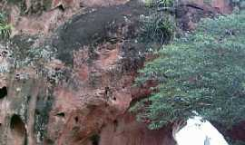 Tasso Fragoso - Tasso Fragoso-MA-Morro do Elefante-Foto:Dhiancarlos Pacheco