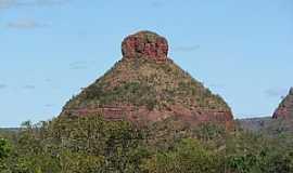 Tasso Fragoso - Tasso Fragoso-MA-Morro do Garrafão-Foto:Dhiancarlos Pacheco