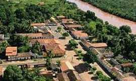 Tasso Fragoso - Tasso Fragoso-MA-Vista parcial da cidade-Foto:fuasfpiaui.blogspot.com