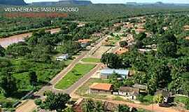 Tasso Fragoso - Tasso Fragoso-MA-Vista parcial da cidade-Foto:hiltonfranco.com.br