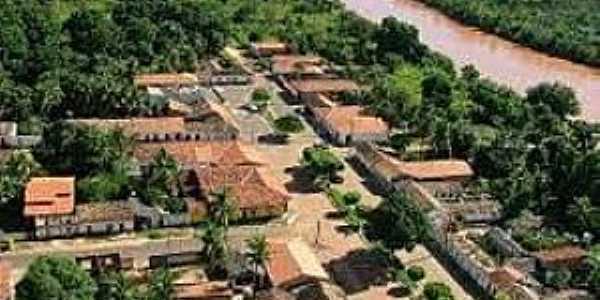 Tasso Fragoso-MA-Vista parcial da cidade-Foto:fuasfpiaui.blogspot.com