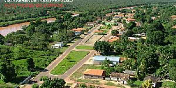 Tasso Fragoso-MA-Vista parcial da cidade-Foto:hiltonfranco.com.br
