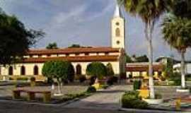 Timbiras - A Praça e a Igreja