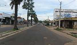 Timon - Avenida Teresina no centro de Timon-MA-Foto:JOSE WILSON