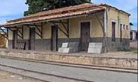Timon - Timon-MA-Estação Ferroviária em 2006-Foto:Tarcisio Vila