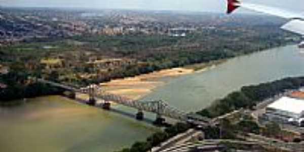Ponte Metálica João Luis Ferreira em Timon-MA-Foto:Edilson Morais Brito…