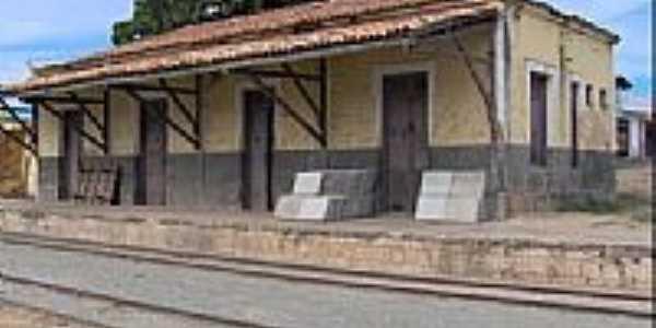 Timon-MA-Estação Ferroviária em 2006-Foto:Tarcisio Vila