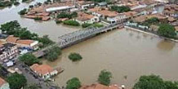 Cidade e o Rio Mearim-Foto:rafaelnsousa