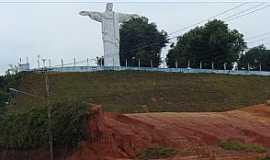 Rio Preto da Eva - Rio Preto da Eva-AM-Cristo Redentor-Foto:Paulo Noronha
