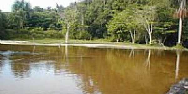 Igarapé em Rio Preto da Eva-AM-Foto:Paulo Targino Moreir…