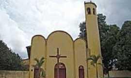 Turilândia - Matriz de Santa Luzia-Foto:Vicente A. Queiroz