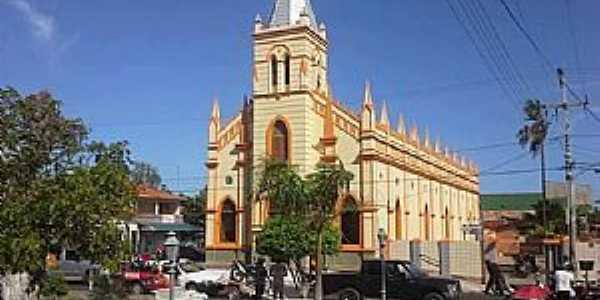 Igreja Matriz de Tutóia - MA