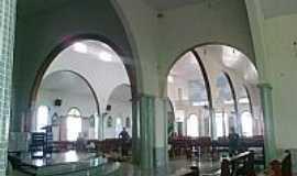 Vargem Grande - Vargem Grande-MA-Interior da Igreja de São Sebastião-Foto:kordeiro77