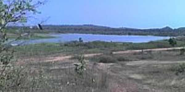 Vargem Grande-MA-Açude Novo-Foto:vargemgrandema.no.comunidades.net