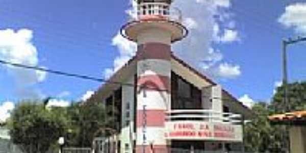 Vargem Grande-MA-Farol da Educação-Foto:vargemgrandema.no.comunidades.net