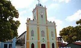 Viana - Catedral de N.S.da Concei��o-Foto:Vicente A. Queiroz