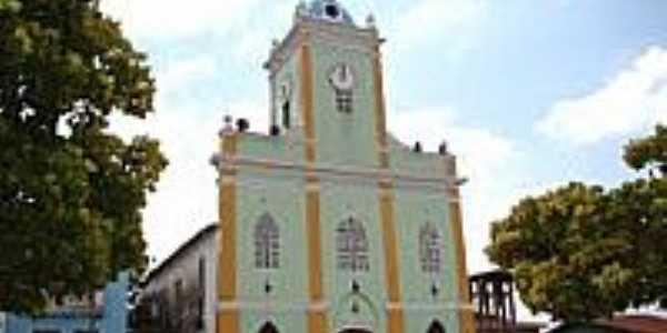 Catedral de N.S.da Concei��o-Foto:Vicente A. Queiroz