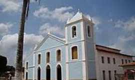 Vitória do Mearim - Matriz de N.S.de Nazaré-Foto:Vicente A. Queiroz