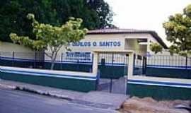 Vitorino Freire - Vitorino Freire-MA-Col�gio Carlos Oliveira Santos-Foto:Ivanete Mendes Rodrigues