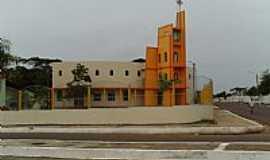 Vitorino Freire - Vitorino Freire-MA-Igreja de N.Sra.de Fátima-Foto:Jocivaldo Aquino
