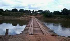 Vitorino Freire - Vitorino Freire-MA-Ponte sobre o Rio Grajaú para Povoado Boa Esperança-Foto:DênySipaúba