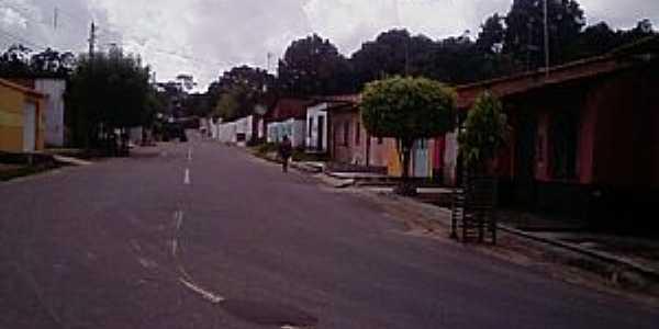 Vitorino Freire-MA-Rua Humberto Campos-Foto:JoabeC