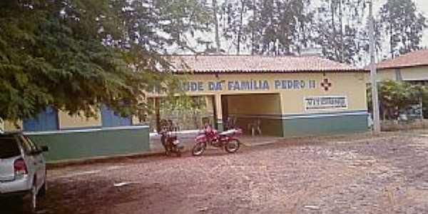 Vitorino Freire-MA-Saúde da Família Pedro II-Foto:JoabeC