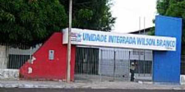 Vitorino Freire-MA-Unidade Integrada Wilson Branco-Foto:Ivanete Mendes Rodrigues