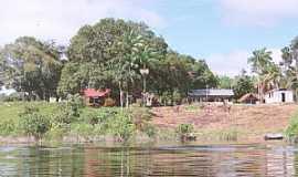 Santa Isabel do Rio Negro - Santa Isabel do Rio Negro-AM-Povoado Monte Alegre-Foto:leslie tavares
