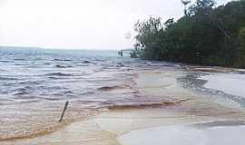 Santa Isabel do Rio Negro - Santa Isabel do Rio Negro-AM-Praia do São João-Foto:leslie tavares