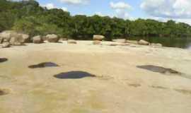 Santa Isabel do Rio Negro - Pedral/Ilhinha/fica em frente de Monte Alegre-Santa Isabel do Rio Negro-AM., Por Dario B. Santos